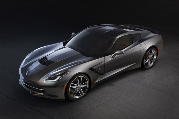 Hennessey зарядит Chevrolet Corvette Stingray